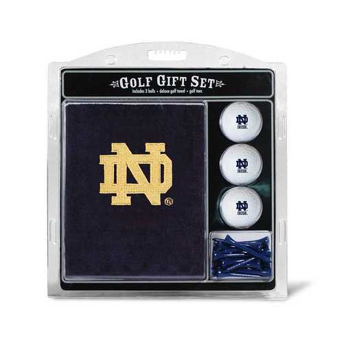 22720: Embr Golf Twl3Golf BallGolf Tee St Notre Dame Fighting Irish