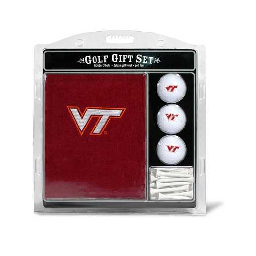 25520: Embr Golf Twl3Golf BallGolf Tee St Virginia Tech Hokies