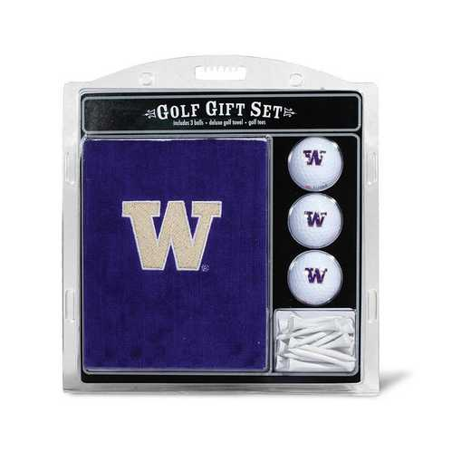 28520: Embr Golf Twl3Golf BallGolf Tee St Washington Huskies