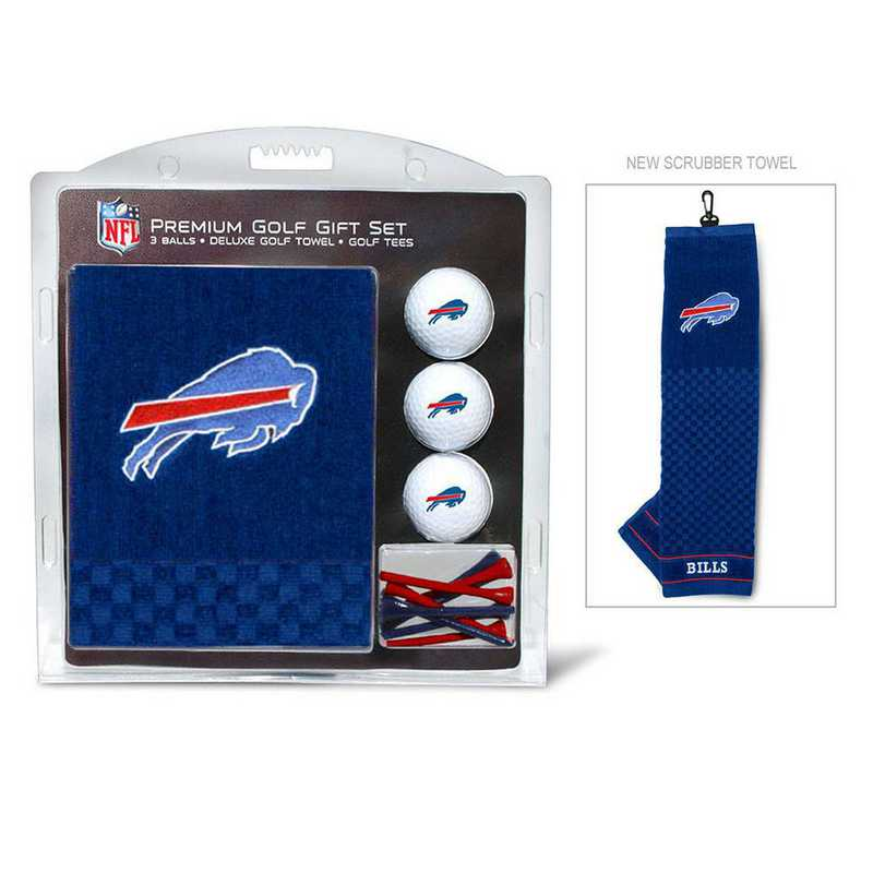 30320: Embr Golf Twl3Golf BallGolf Tee St Buffalo Bills