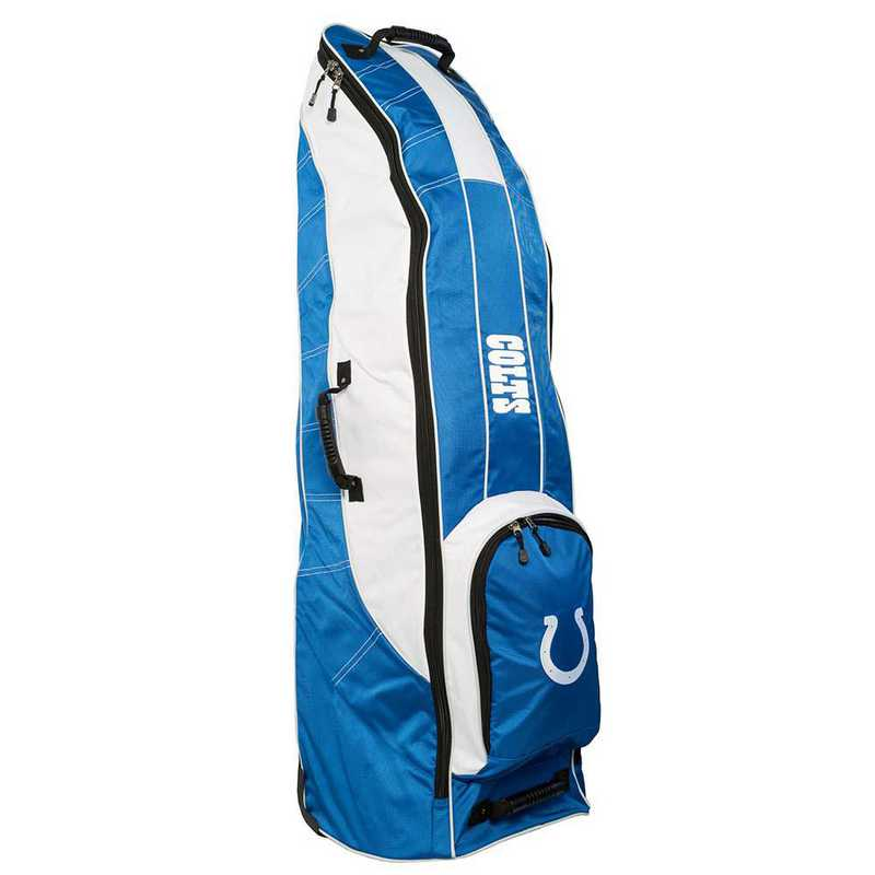 31281: Golf Travel Bag Indianapolis Colts