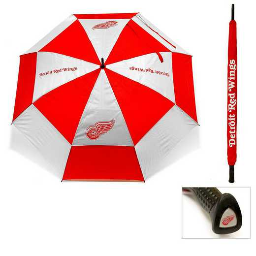 13969: Golf Umbrella Detroit Red Wings