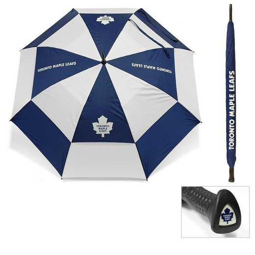 15669: Golf Umbrella Toronto Maple Leafs