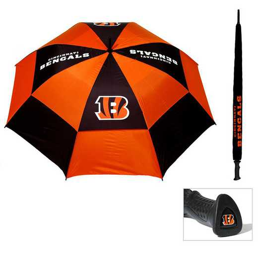 30669: Golf Umbrella Cincinnati Bengals