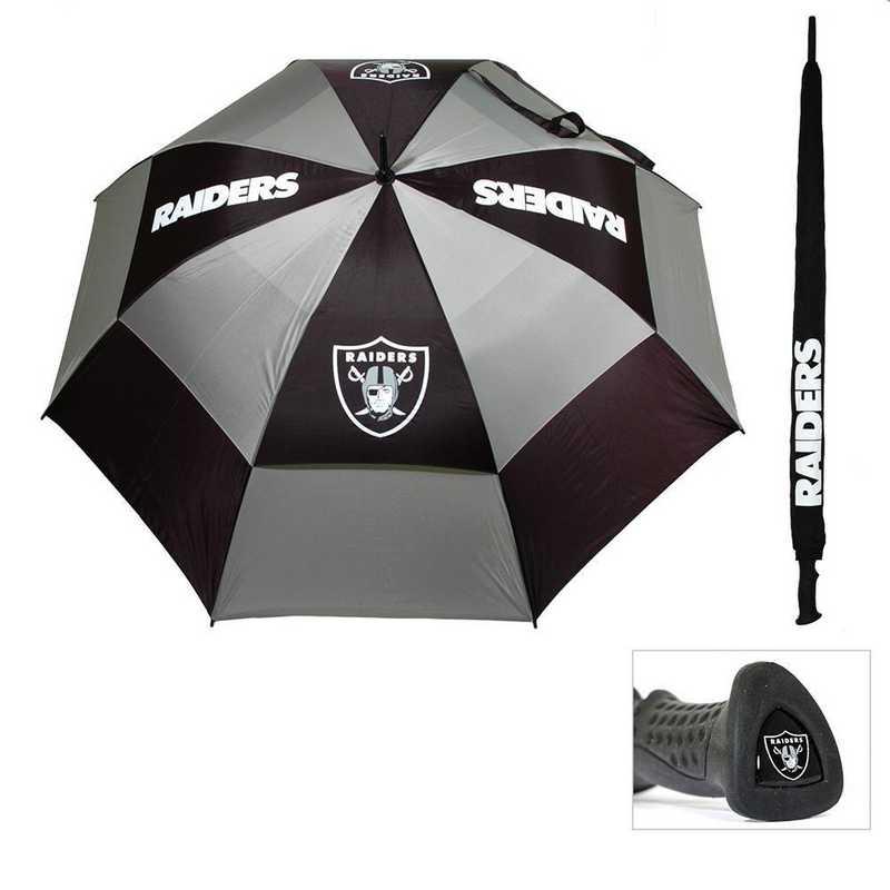 32169: Golf Umbrella Oakland Raiders