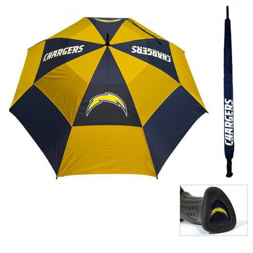 32669: Golf Umbrella San Diego Chargers