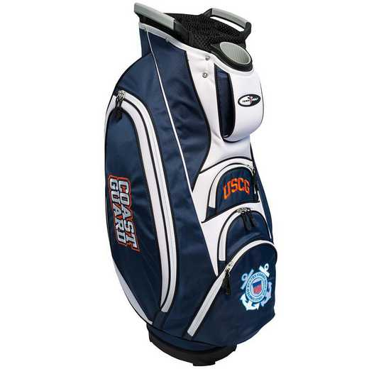 19973: Victory Golf Cart Bag Us Coast Guard
