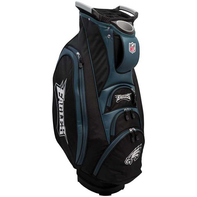 32273: Victory Golf Cart Bag Philadelphia Eagles