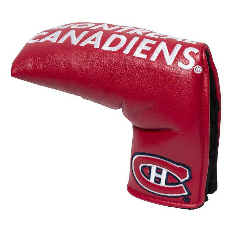 14450: Vintage Blade Putter Cover Montreal Canadiens