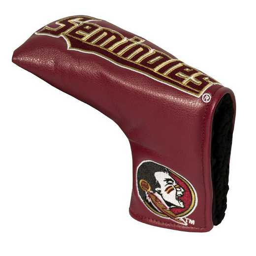 21050: Vintage Blade Putter Cover Florida State Seminoles