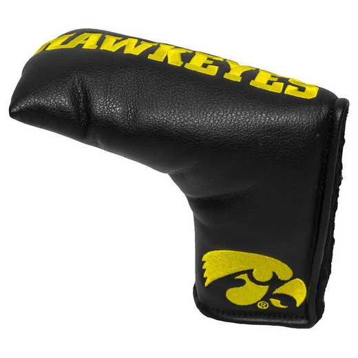 21550: Vintage Blade Putter Cover Iowa Hawkeyes