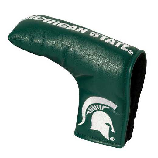 22350: Vintage Blade Putter Cover Michigan State Spartans