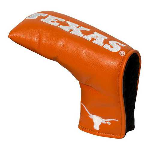 23350: Vintage Blade Putter Cover Texas Longhorns
