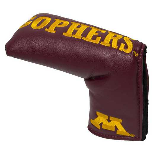24350: Vintage Blade Putter Cover Minnesota Golden Gophers