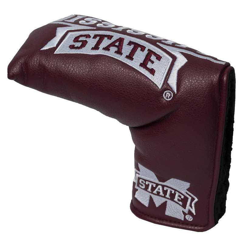 24850: Vintage Blade Putter Cover Mississippi State Bulldogs