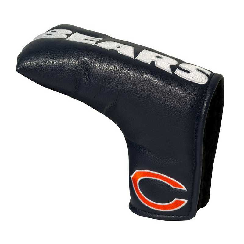 30550: Vintage Blade Putter Cover Chicago Bears