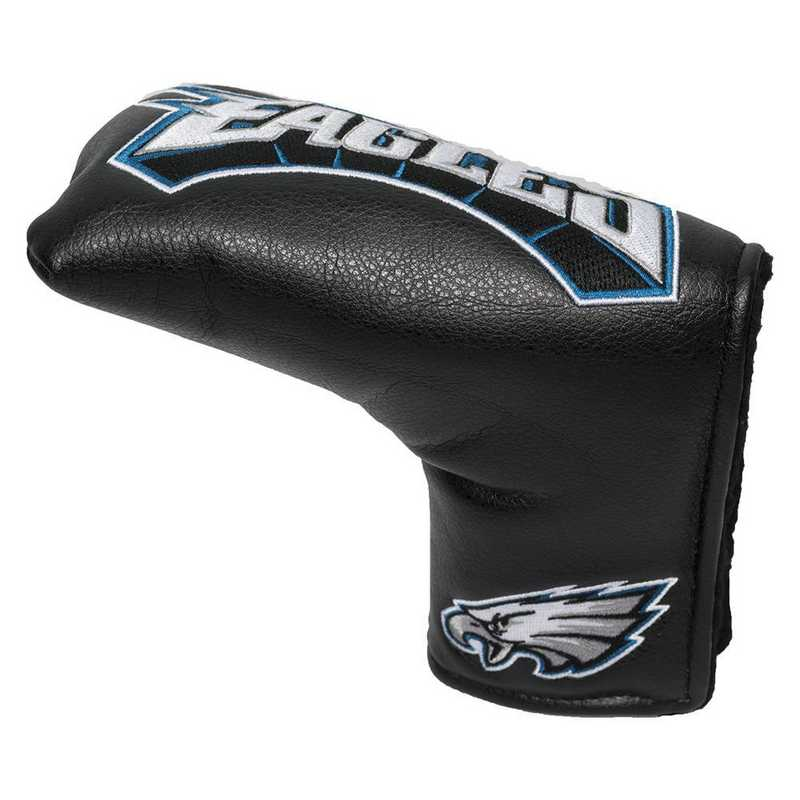 32250: Vintage Blade Putter Cover Philadelphia Eagles