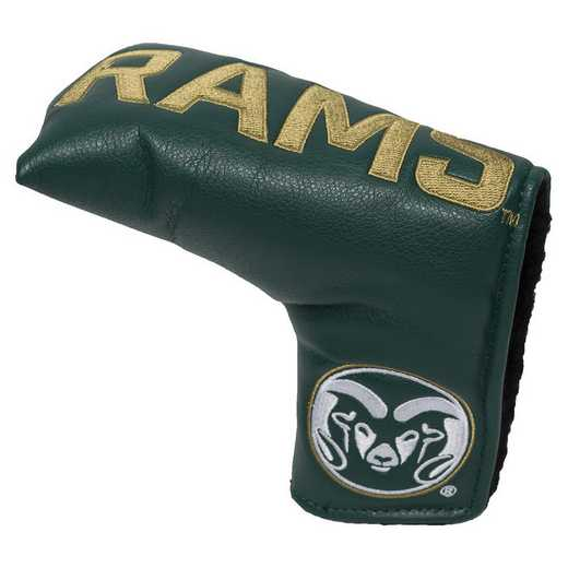 44950: Vintage Blade Putter Cover Colorado State Rams