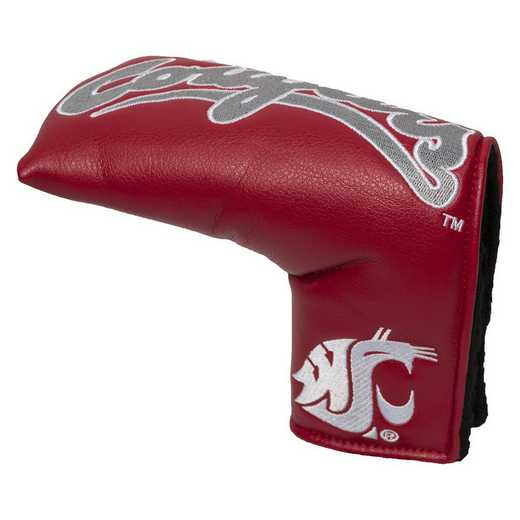 46250: Vintage Blade Putter Cover Washington State Cougars