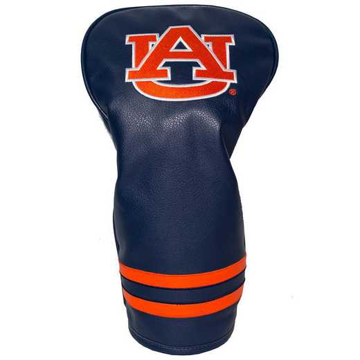 20511: Vintage Driver Head Cover Auburn Tigers