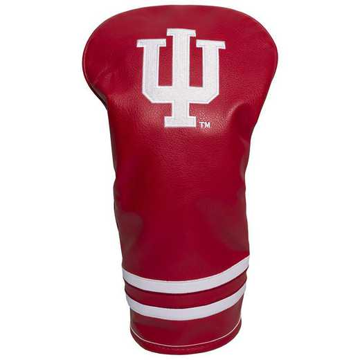 21411: Vintage Driver Head Cover Indiana Hoosiers