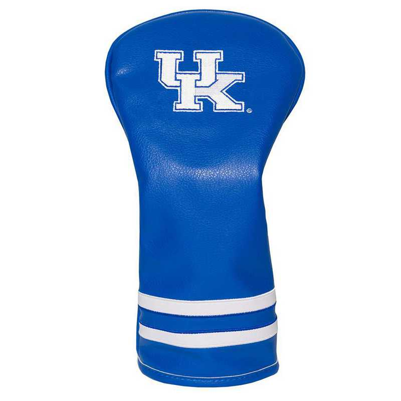 21911: Vintage Driver Head Cover Kentucky Wildcats