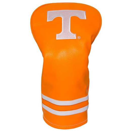 23211: Vintage Driver Head Cover Tennessee Volunteers
