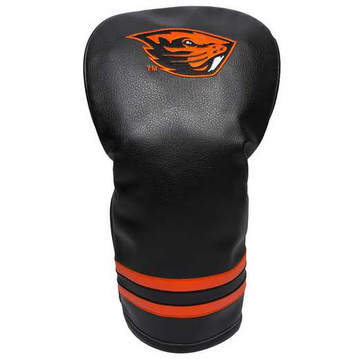 27411: Vintage Driver Head Cover Oregon State Beavers