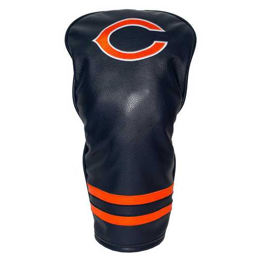 30511: Vintage Driver Head Cover Chicago Bears