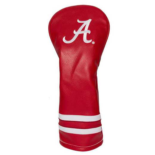 20126: Vintage Fairway Head Cover Alabama Crimson Tide