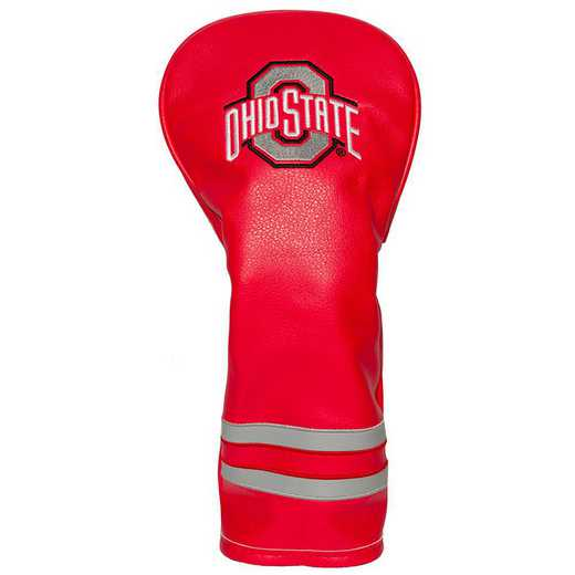 22826: Vintage Fairway Head Cover Ohio State Buckeyes