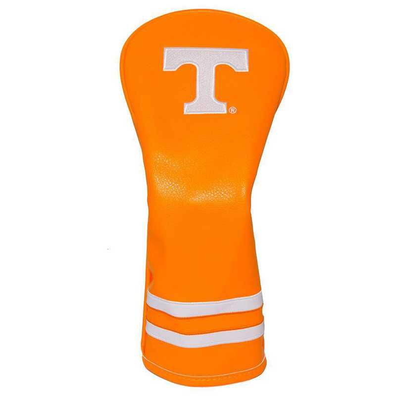 23226: Vintage Fairway Head Cover Tennessee Volunteers