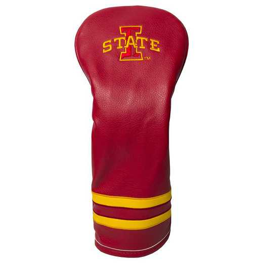 25926: Vintage Fairway Head Cover Iowa State Cyclones