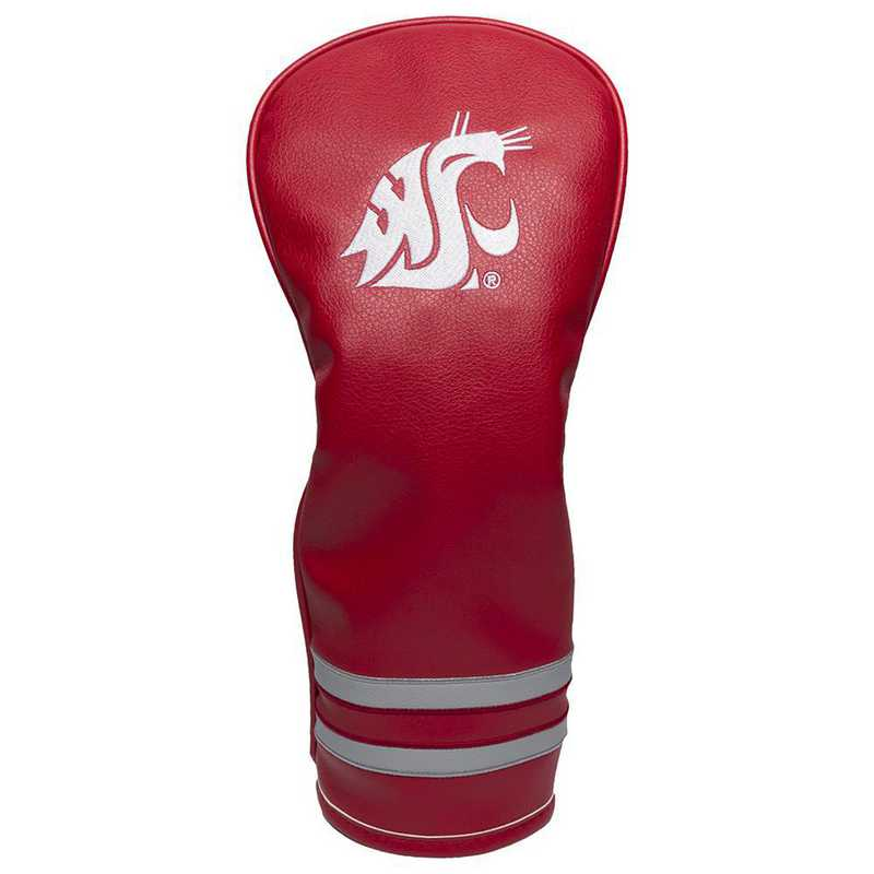 46226: Vintage Fairway Head Cover Washington State Cougars
