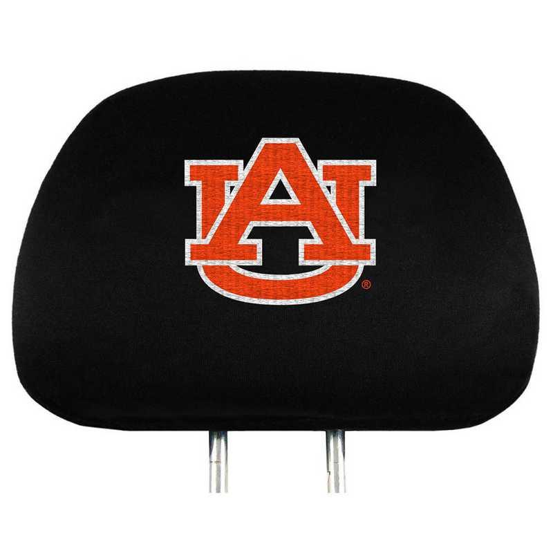 HRU007: Auburn Embroidered Headrest Cover Set