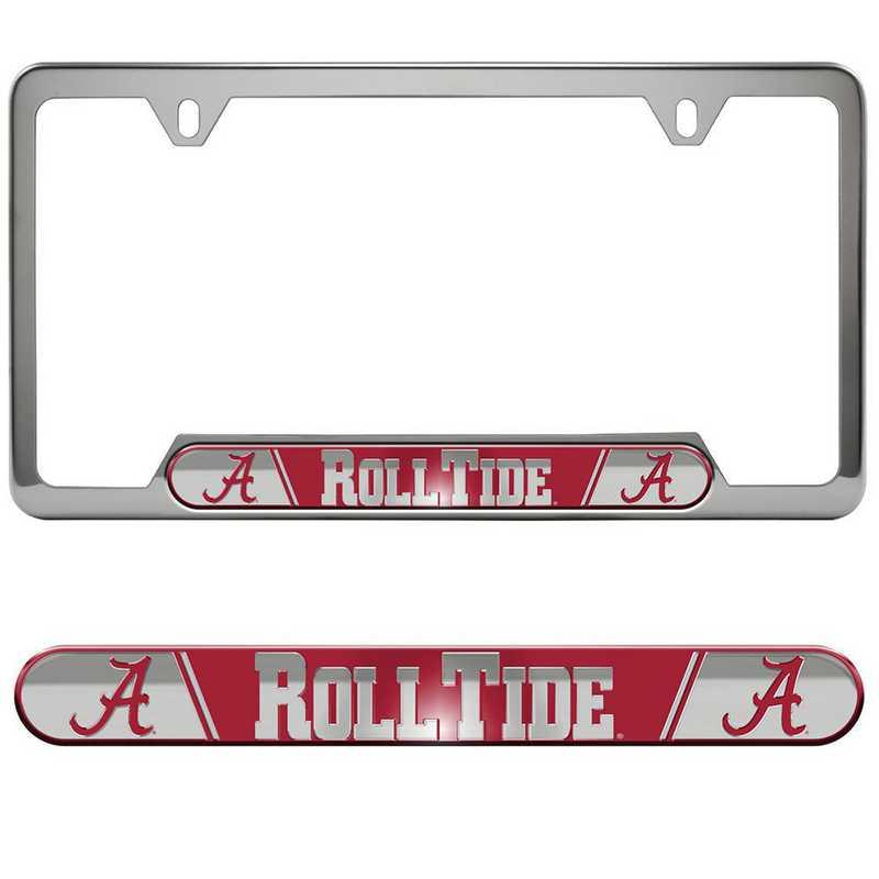 FRUU002: Alabama Auto Tag Frame