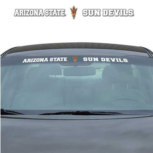 WSDU004: Arizona State Auto Windshield Decal