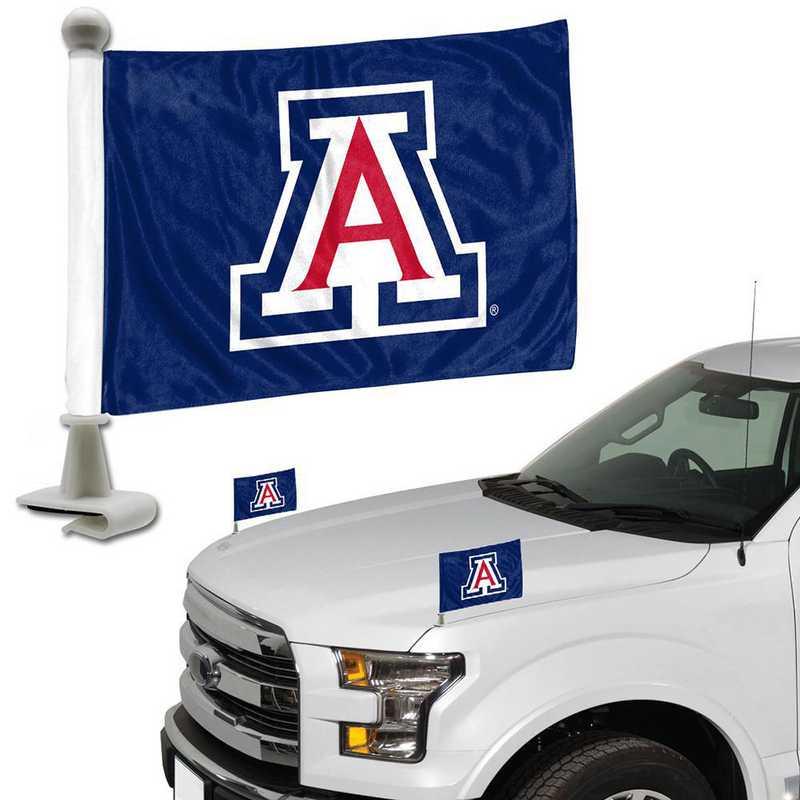 ABFU003: Arizona Auto Ambassador Flag Pair