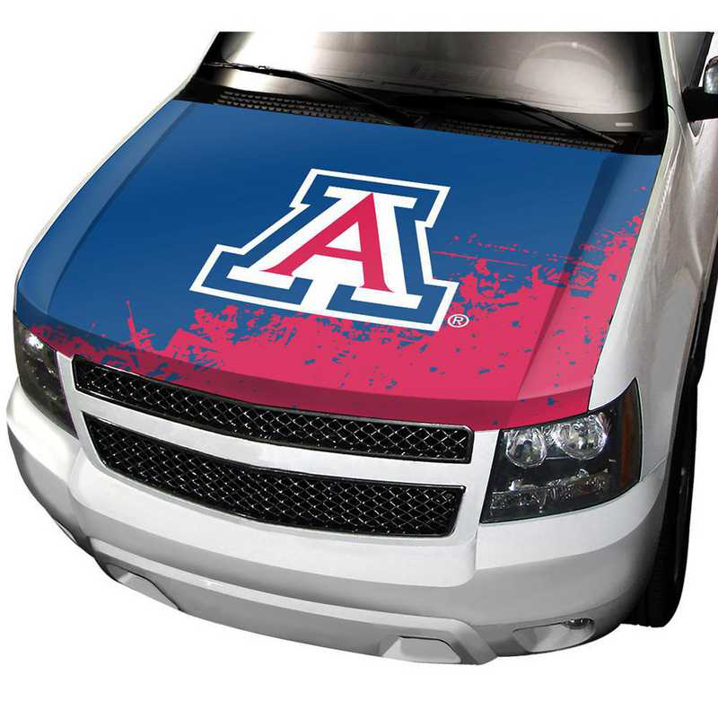 HCU003: Arizona Auto Hood Cover