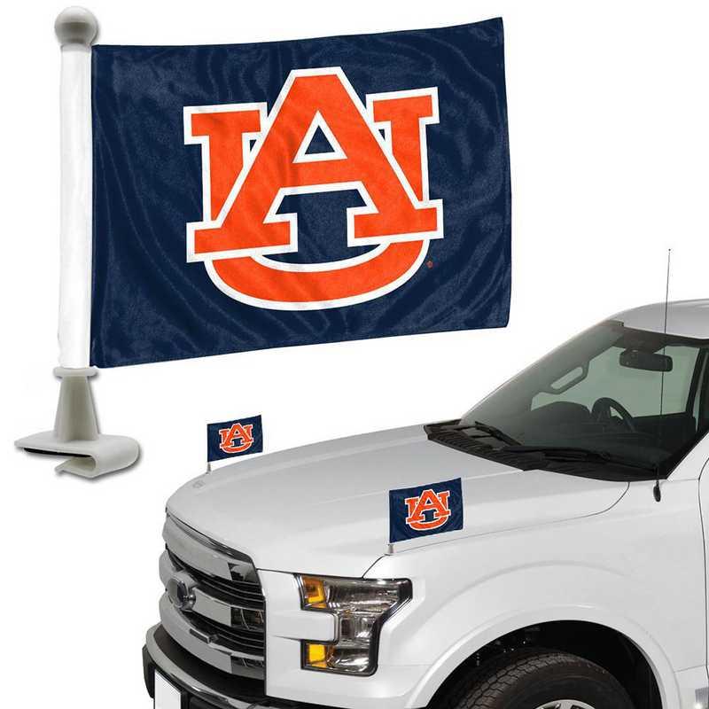 ABFU007: Auburn Auto Ambassador Flag Pair