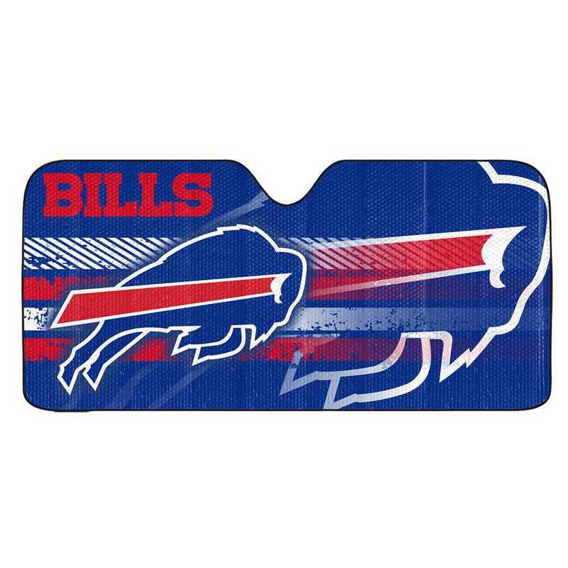 AS2NF04: Buffalo Bills Universal Auto Sun Shade