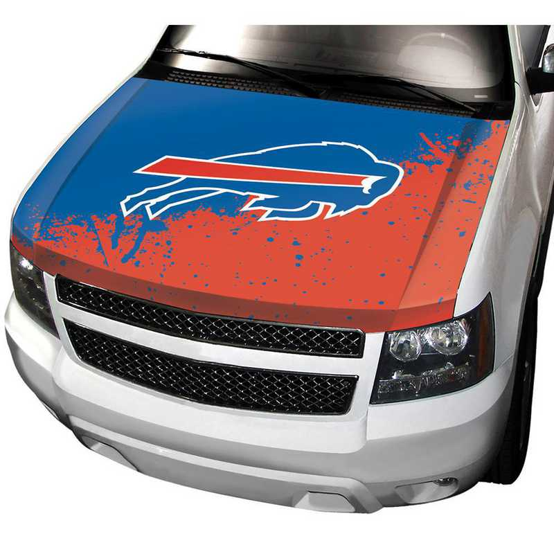 HCNF04: Buffalo Bills Auto Hood Cover