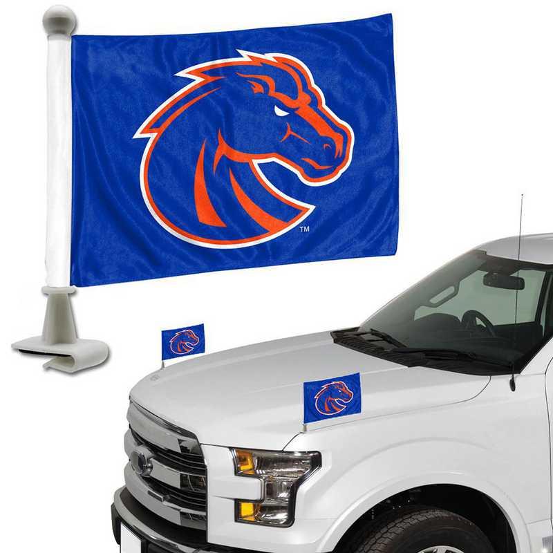 ABFU009: Boise State Auto Ambassador Flag Pair