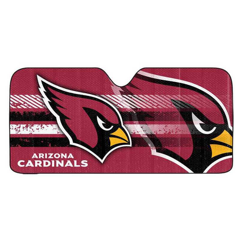 AS2NF01: Arizona Cardinals Universal Auto Sun Shade