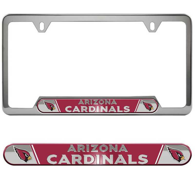 FRUNF01: Arizona Cardinals Auto Tag Frame