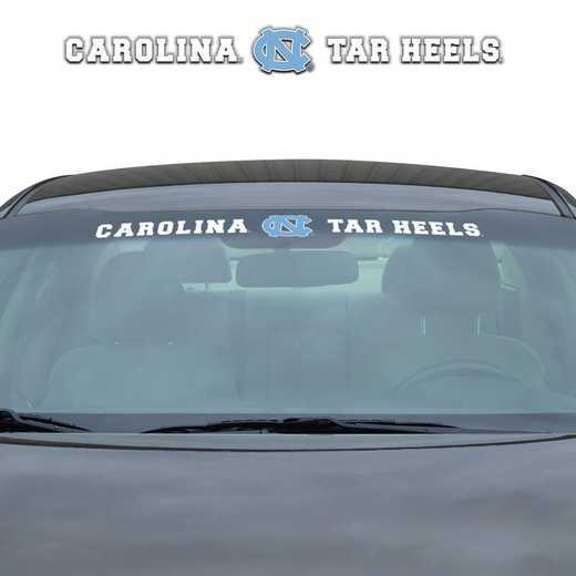 WSDU046: North Carolina State Auto Windshield Decal