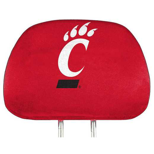 HRPU013: Cincinnati Printed Auto Headrest Cover Set