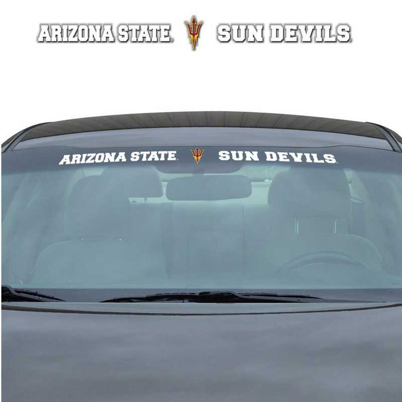 WSDU004: Arizona State Auto Windshield Decal