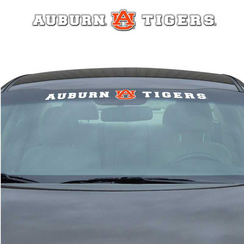 WSDU007: Auburn Auto Windshield Decal