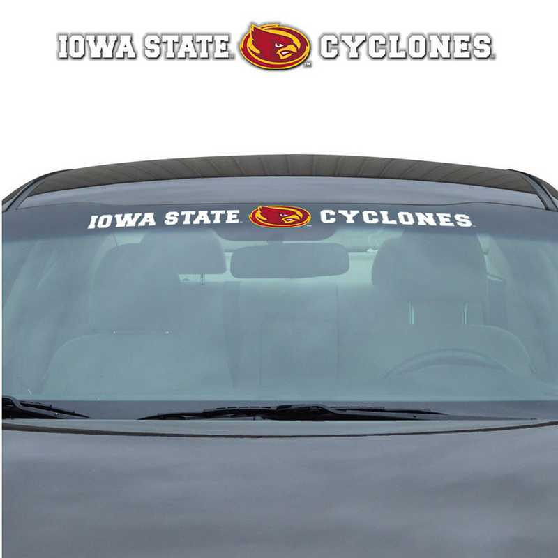 WSDU026: Iowa State Auto Windshield Decal